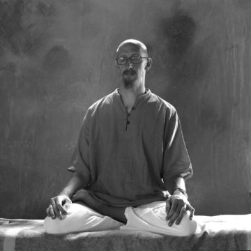 Tobi Warzinek from the Phuket Meditation Center