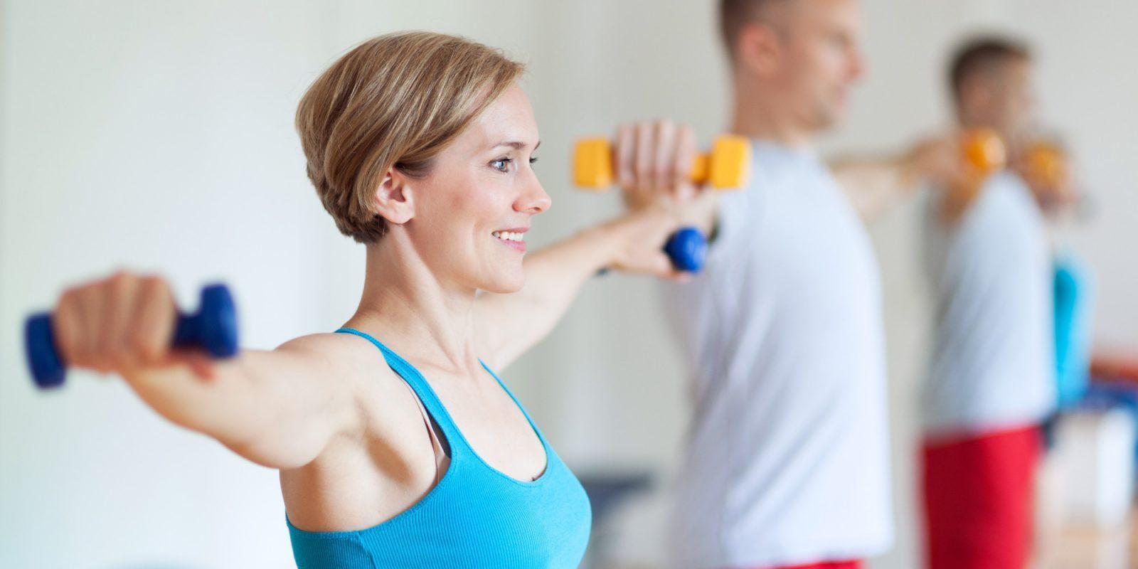Age Reversing Workouts