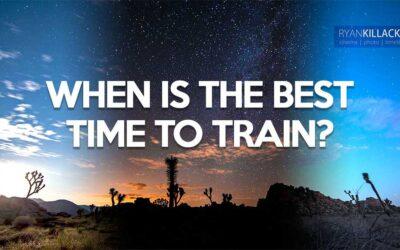 Myth Breaker: Best Time To Train
