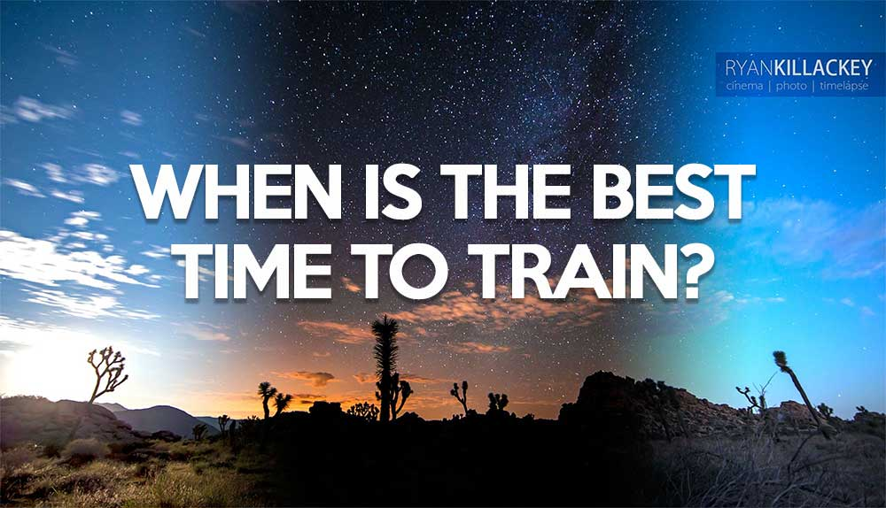 When Is The Best Time To Train