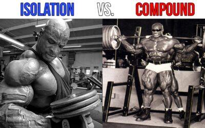 Compound vs Isolation