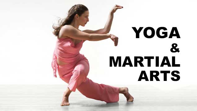 Yoga for Martial Arts