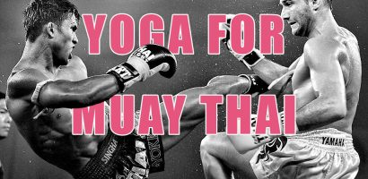 Yoga for Muay Thai