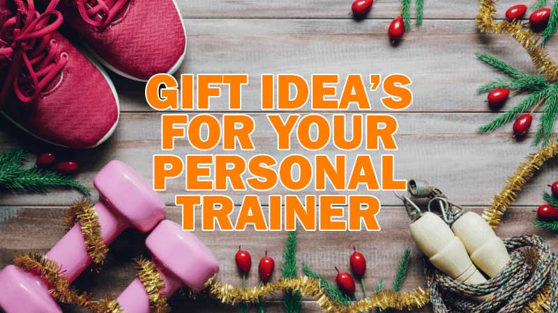 gifts for a personal trainer